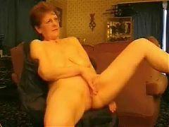 Hot Granny Rubbing Her Pussy Amateur Older Women