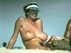 Nude Beach Hot Girls Show