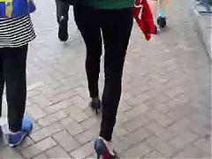 Rickets Woman