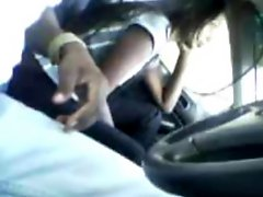 Desi Malaysian Tamil Girl Giving Bj In Car