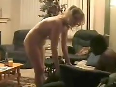 Hot Blond Wife Fucks Bbc & Has Cuckhub Clean