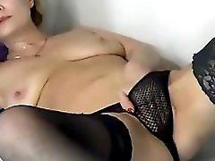 Mature Blonde Sexyass Art 00