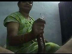 South Indian Juicy Handjob
