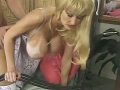 Cougar Knows What She Wants