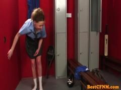 Schoolgirl Gloryhole