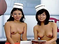 Naked Korean Talk Show