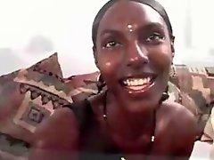 Ebony Black Sexe