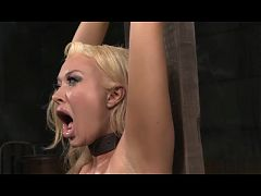 Dz Bdsm Big Tits Blonde Oral