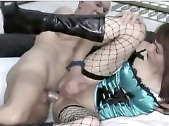 Old Grey Dad Lick Rim Fuck Tv Crossdresser Lingerie Slut