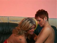 Hot 60 Plus #7 Sophie & Mary