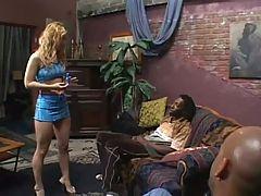 Jessica Dee Interracial Dp Great Ocp Finish