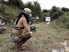 Cock Of Duty A Xxx Parody Brazzers