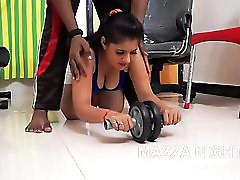 Bhabhi Romance With Gym Trainer