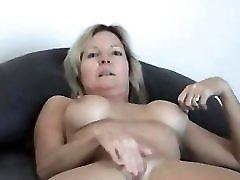 Blonde Southern Swinger Enjoys Her Man