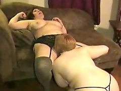 Two Bbw Lesbians Play Together