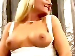 Donny Long Gives First Big Cock To Big Fake Titty Attention Whore MILF Mom