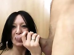 Nikita A Pretty Brunette MILF Makes Her First Porn Casting