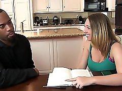 Brooke Wylde Interracial Sex