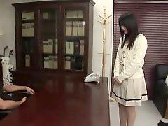 Japanese Cutie Interviewer 2 Of 5