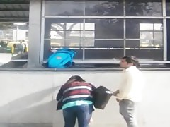 Delhi Passengers Sucking Boobs An Cock At Metro Station Do Not Miss This Video