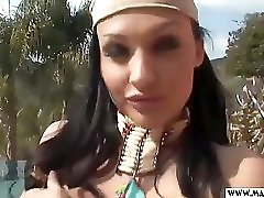 Busty Aletta Ocean Pov Pussy And Ass Fucking