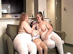 Bound By Two Bbw