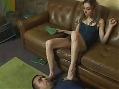Slave Licks Dirty Flip Flops