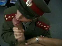 Kgb Military Girl Fucks Recruit F70