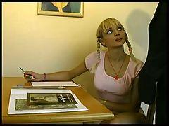 French Slut A8 Sophie Roche Big Boobs Cheerleader