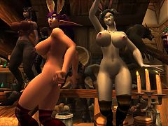 Warcraft Bunnies Hd