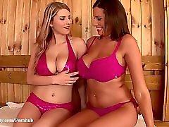 Ddf Busty Katerina Hartlova And Sensual Jane Big Tits And Orgasms