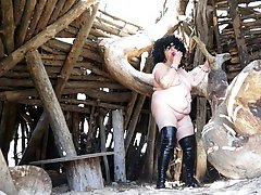 Brenda Sex Show In A Strange Landscape