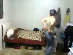 Arab Syrian Man Pussy Licking