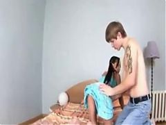 Russian Teen Emily Anal