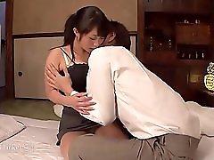 Nana Kunimi S Hairy Pussy Fucked Hard Uncensored Jav