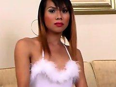 Asian T Girl Body Massage Scene 2b