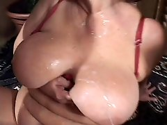 Big Tit Bbw Granny Mathilda Gets Two Young Dicks