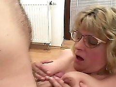 Chubby Milf Titty Fucking Shots Video