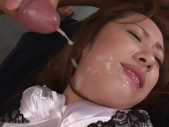 Young Honey Gets All Her Holes Filled With Cock