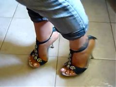 Foot Fetish Stilettos Platform Shoes High Heels 24