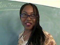 Big Black Booty Teacher Mrs Townsend