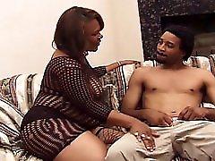 Ebony Big Ass Tattoo Bitch Doing It