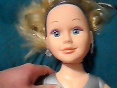 Blonde Doll Fucked And Takes A Huge Facial