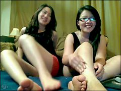 More Asian Feet Are More Awesome