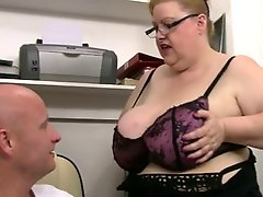 Bbw Boss Fucks Worker