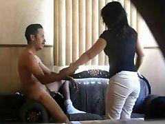 Hot Latina Hidden Cam Fuck