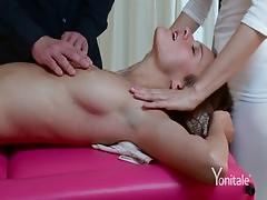 Yonitale Beautiful Teen Silvie Luca Has Strong Orgasms