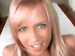 Blonde Taste Sperm