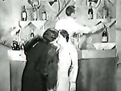 Vintage Porn 1930s Nudist Bar