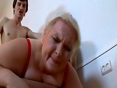 Blonde Russian 50 Bbw Belykova Sc2 Red Bra